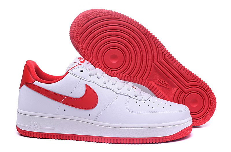 nike air force 1 montante rouge